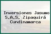 Inversiones Jasumo S.A.S. Zipaquirá Cundinamarca
