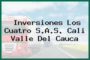 Inversiones Los Cuatro S.A.S. Cali Valle Del Cauca