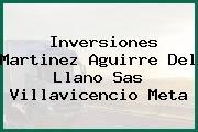 Inversiones Martinez Aguirre Del Llano Sas Villavicencio Meta