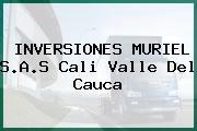 INVERSIONES MURIEL S.A.S Cali Valle Del Cauca