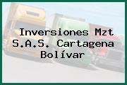 Inversiones Mzt S.A.S. Cartagena Bolívar