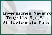 Inversiones Navarro Trujillo S.A.S. Villavicencio Meta