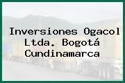 Inversiones Ogacol Ltda. Bogotá Cundinamarca