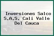 Inversiones Salco S.A.S. Cali Valle Del Cauca