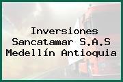 Inversiones Sancatamar S.A.S Medellín Antioquia