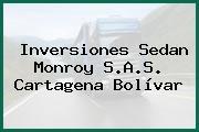 Inversiones Sedan Monroy S.A.S. Cartagena Bolívar