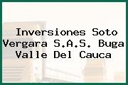 Inversiones Soto Vergara S.A.S. Buga Valle Del Cauca