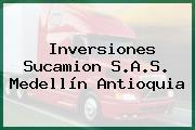 Inversiones Sucamion S.A.S. Medellín Antioquia
