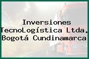 Inversiones TecnoLogística Ltda. Bogotá Cundinamarca