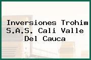 Inversiones Trohim S.A.S. Cali Valle Del Cauca