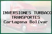 INVERSIONES TURBACO TRANSPORTES Cartagena Bolívar