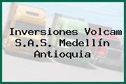 Inversiones Volcam S.A.S. Medellín Antioquia