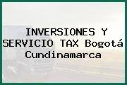 INVERSIONES Y SERVICIO TAX Bogotá Cundinamarca