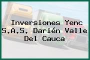 Inversiones Yenc S.A.S. Darién Valle Del Cauca