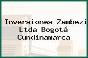 Inversiones Zambezi Ltda Bogotá Cundinamarca