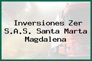 Inversiones Zer S.A.S. Santa Marta Magdalena