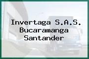 Invertaga S.A.S. Bucaramanga Santander