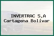 INVERTRAC S.A Cartagena Bolívar