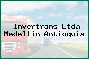 Invertrans Ltda Medellín Antioquia
