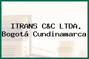 ITRANS C&C LTDA. Bogotá Cundinamarca