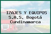 IZAJES Y EQUIPOS S.A.S. Bogotá Cundinamarca
