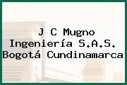 J C Mugno Ingeniería S.A.S. Bogotá Cundinamarca