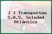 J J Transportes S.A.S. Soledad Atlántico
