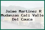 Jaime Martinez R Mudanzas Cali Valle Del Cauca