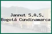 Jannut S.A.S. Bogotá Cundinamarca
