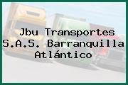 Jbu Transportes S.A.S. Barranquilla Atlántico