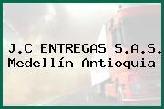 J.C ENTREGAS S.A.S. Medellín Antioquia