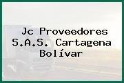 Jc Proveedores S.A.S. Cartagena Bolívar