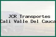 JCR Transportes Cali Valle Del Cauca