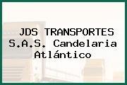 JDS TRANSPORTES S.A.S. Candelaria Atlántico