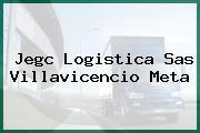 Jegc Logistica Sas Villavicencio Meta
