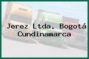 Jerez Ltda. Bogotá Cundinamarca