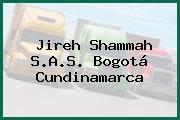Jireh Shammah S.A.S. Bogotá Cundinamarca