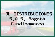 JL DISTRIBUCIONES S.A.S. Bogotá Cundinamarca
