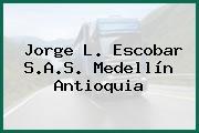 Jorge L. Escobar S.A.S. Medellín Antioquia