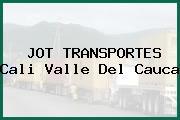 JOT TRANSPORTES Cali Valle Del Cauca