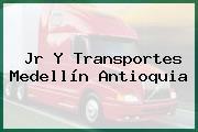 Jr Y Transportes Medellín Antioquia