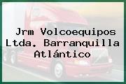 Jrm Volcoequipos Ltda. Barranquilla Atlántico