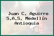 Juan C. Aguirre S.A.S. Medellín Antioquia