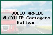 JULIO ARNEDO VLADIMIR Cartagena Bolívar