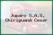 Juparo S.A.S. Chiriguaná Cesar