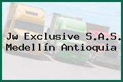 Jw Exclusive S.A.S. Medellín Antioquia