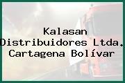 Kalasan Distribuidores Ltda. Cartagena Bolívar