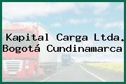 Kapital Carga Ltda. Bogotá Cundinamarca
