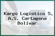 Kargo Logistics S. A.S. Cartagena Bolívar