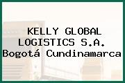 KELLY GLOBAL LOGISTICS S.A. Bogotá Cundinamarca
